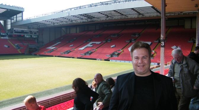 Liverpool – onde o sonho nunca acaba