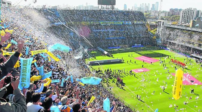 Buenos Aires para os fãs de esportes!