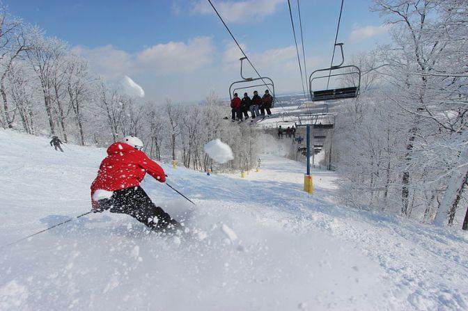 Vai esquiar? Não esqueça o seguro de viagem!