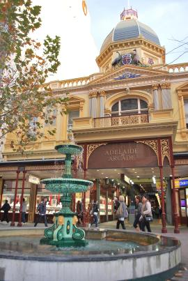 Let's go shopping (Adelaide)