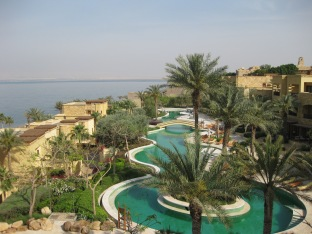 Hotel Kempinski - Mar Morto
