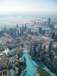 Dubai - vista da Burj Dubai