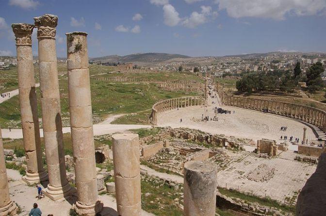 A surpreendente Jordânia
