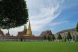 Palácios de Wat Phra Kaeo (Bangkok)