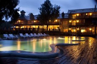 Marina Del Fuy Resort