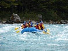 Rafting no Rio Baker
