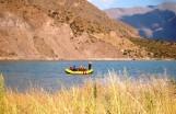 Dique de Potrerillos (Mendoza)