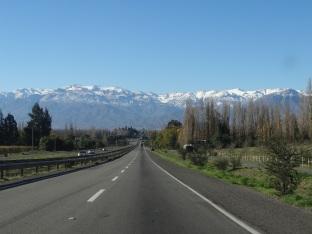 Caminho para San Felipe