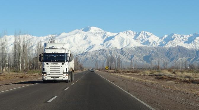 Especial Chile/Argentina – 4: De carro nos Andes