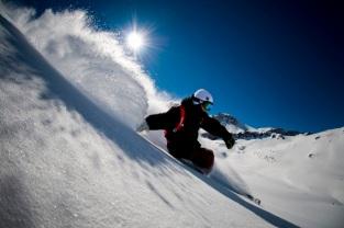 Esqui em Valle Nevado