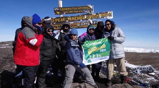 Kilimanjaro: viagem ao teto da África