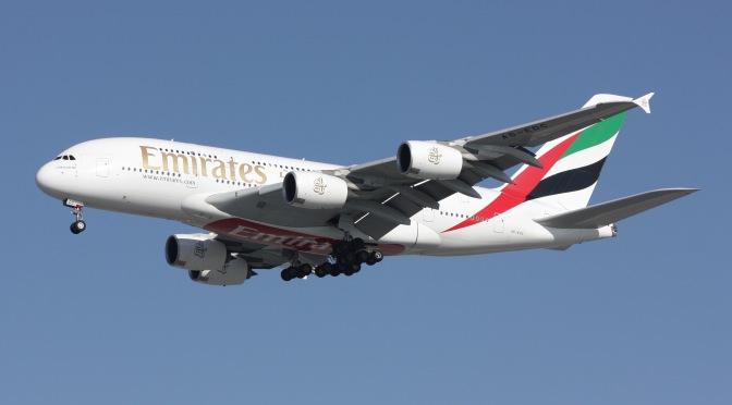 Meu voo no maior avião do mundo