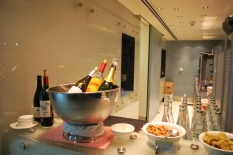 Sala VIP da Emirates em Dubai