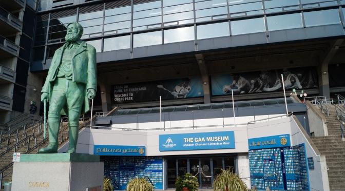 Um tour esportivo na Irlanda – Parte 2