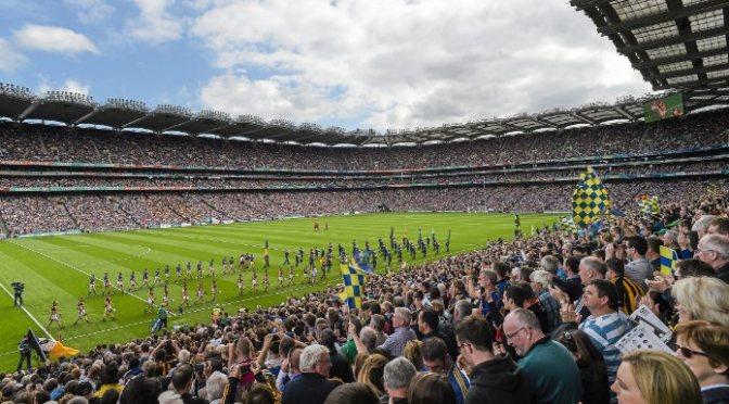 Um tour esportivo na Irlanda – Parte 1
