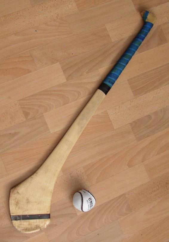 Hurling Schläger