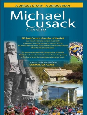 Michael Cusack Center