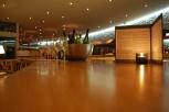 Lobby do Southern Ocean Lodge