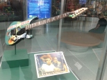 Mostra de Guitarras do Kirk Hammet