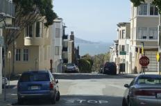 As ladeiras de Sanfran