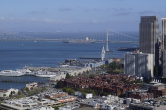 Vista da Coit Tower - San Francisco
