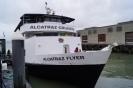 O ferry de Alcatraz