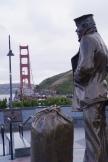 Vista Point - Ponte Golden Gate