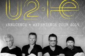 Show do U2 - Innocence + Experience-tour