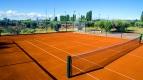 Clínica de tênis na Vinícola Algodón