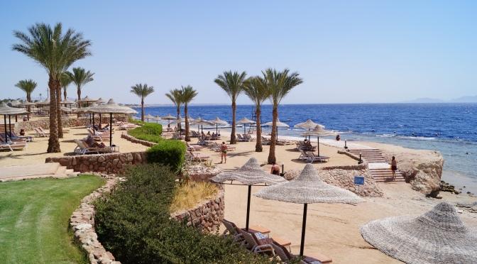 SHARM EL SHEIKH: a mais bela praia do Egito
