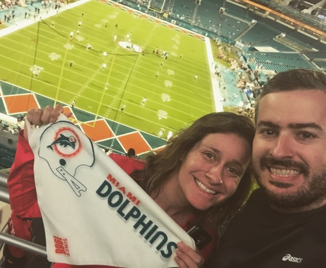 Ao vencedor… um jogo da NFL!