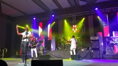 Jamaica - Show do Omi - Moon Palace Resort