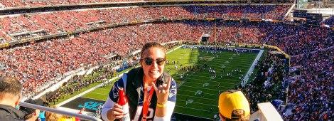 Super Bowl 50 - crédito: FABERG