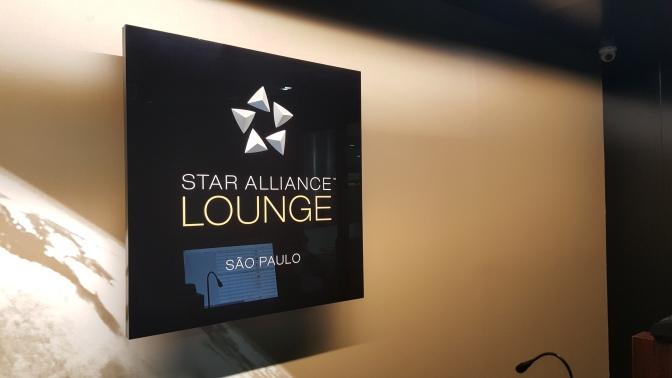 Sala VIP da Star Alliance