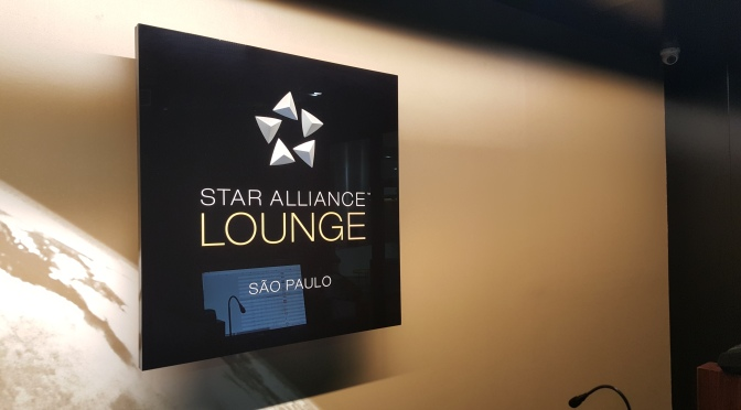 Sala VIP da Star Alliance