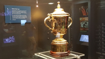 Museu do Rugby - Estádio de Twickenham