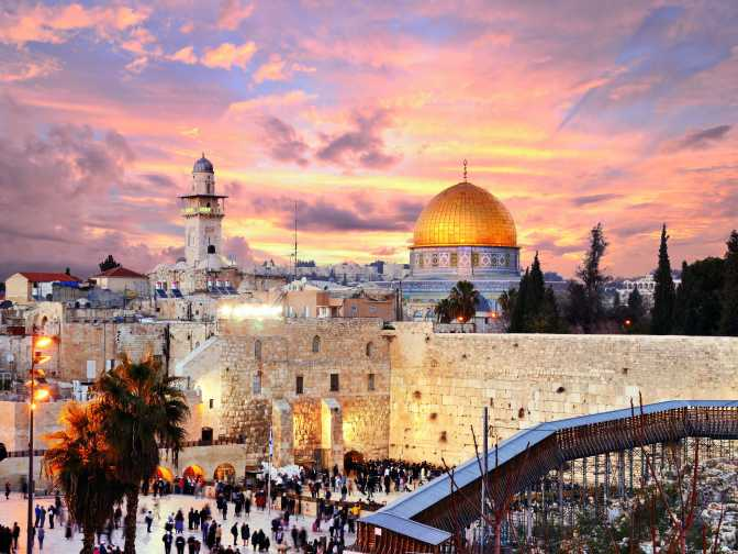 Em viagem: Israel