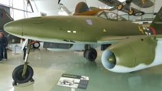Jato alemão Messerchmitt 262 - Museu da Real Força Aérea