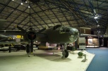 Bombardeiro americano B25 - Museu da Real Força Aérea