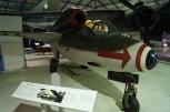 Jato alemão Heinkel - HE 162 - Museu da Real Força Aérea