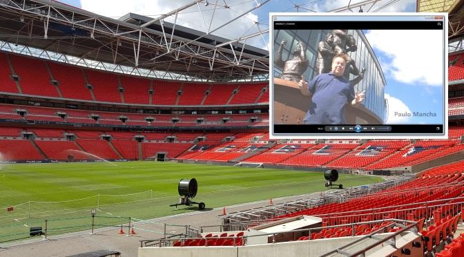 Wembley: um templo sagrado do esporte