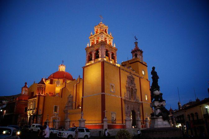 Em viagem: México