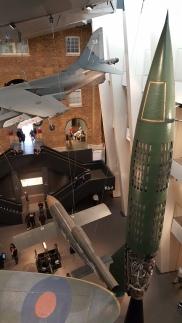 Bomba alemã - V2 - Museu Imperial da Guerra