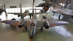 Jato Gloster Meteor - Museu da Real Força Aérea