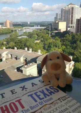 Parmesolino no Kimpton Van Zandt Hotel - Austin (EUA)
