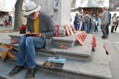 Bratislava_artista de rua