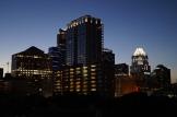 Vista da piscina - Kimpton Van Zandt Hotel - Austin (EUA)
