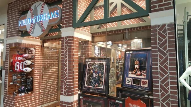 Field of Dreams: uma loja para quem ama esporte