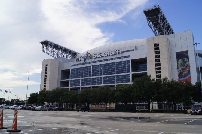 Mais um trailer do palco do Super Bowl!