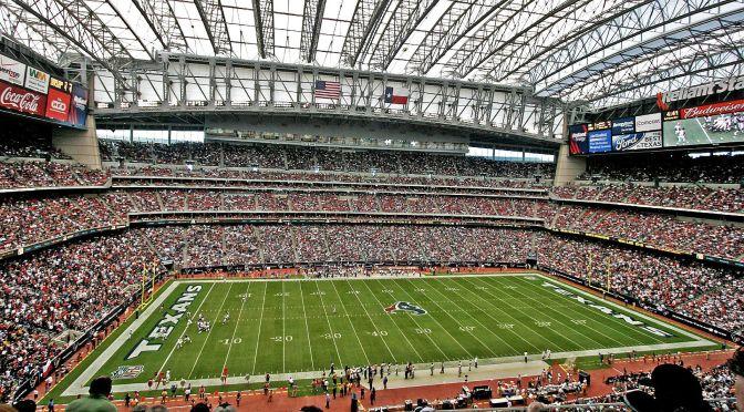A NFL chegou! Hora de pensar em Super Bowl!